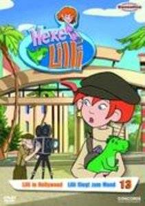 Hexe Lilli 13-Lilli in Hollywood/Lilli fl (DVD)