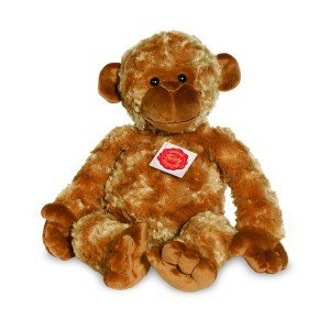 Teddy Hermann 92937 - Schlenkeraffe, 35 cm
