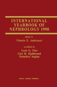 International Yearbook of Nephrology 1990