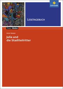 Julia und die Stadtteilritter: Lesetagebuch