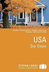 Stefan Loose Reiseführer USA, Der Osten