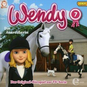 (7)Original Hörspiel z.TV-Serie-Die Ausreißerin