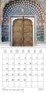 Amazing India (Wall Calendar 2015 300 × 300 mm Square)