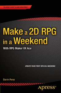 Make a 2D RPG in a Weekend