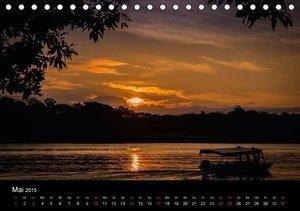Gerber, T: COSTA RICA Farben und Licht (Tischkalender 2015 D