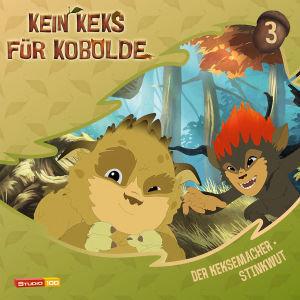 Kein Keks für Kobolde 03: Der Keksmacher / Stinkwut