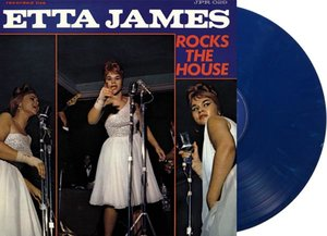 Rocks The House (Limited Blue Vinyl)