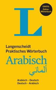 Langenscheidt Praktisches Wörterbuch Arabisch - Buch mit Online-