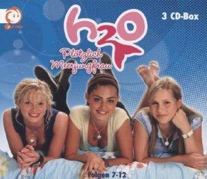 H2O - Plötzlich Meerjungfrau! Boxset 2. Folgen 7-12