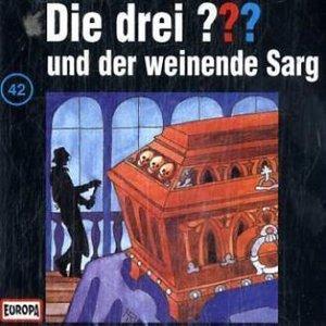 Die drei ??? 042 und der weinende Sarg. (drei Fragezeichen). CD