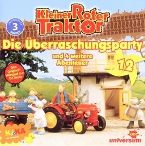 Kleiner Roter Traktor 12 Audio:Die Überaschungspar