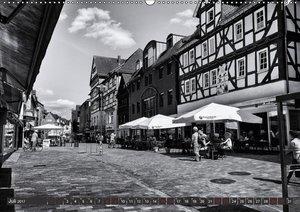 Ein Blick auf Frankenberg an der Eder (Wandkalender 2017 DIN A2
