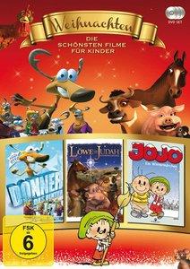 Weihnachten-Die schönsten Filme für Kinder