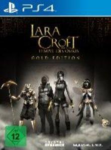Lara Croft und der Tempel des Osiris Gold Edition. Playstation P