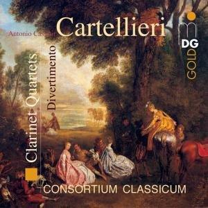 Klarinettenquartette Vol.2