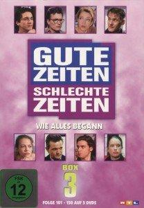 Gute Zeiten,Schlechte Zeiten-Box 3/Folge 101-150