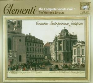 Sämtliche Klaviersonaten für Fortepiano Vol.1