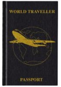 Passport Journal World Traveller
