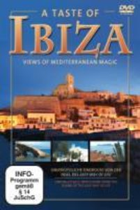 A Taste Of Ibiza-DVD