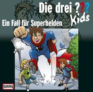 Die drei ??? Kids 45: Ein Fall für Superhelden
