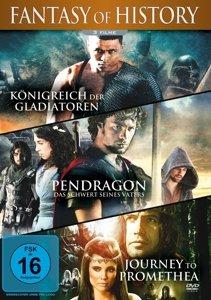 Fantasy of History (DVD)