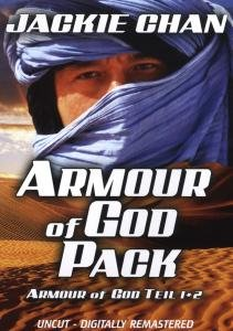 Armour of God Softbox Pack-Amour of God 1+2