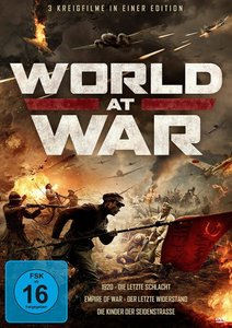 World at War - Drei Kriegsfilme in einer Edition