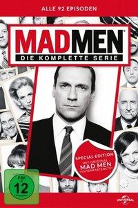 Mad Men - Die komplette Serie