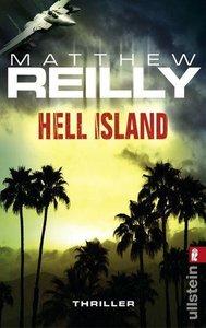 Reilly, M: Hell Island