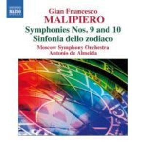 Sinfonien 9+10/Sinfonia Dello Zodiaco