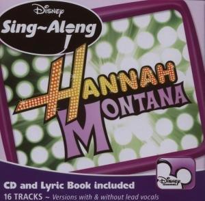 Disney's Sing-Along/Hannah Montana (Karaoke)