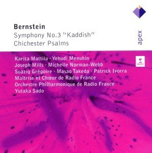 "Sinfonie 3""Kaddish""/Chichester Psalms"
