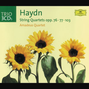 Streichquartette Op.76,77,103