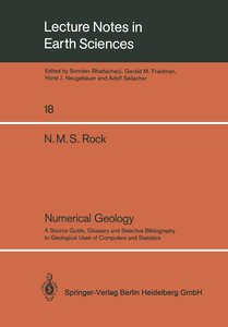 Numerical Geology
