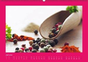 Frische Früchte und Gesundes Allerlei (Wandkalender 2016 DIN A2