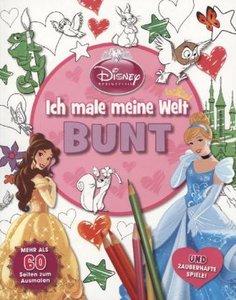 Disney Prinzessin Mach meine Welt bunt