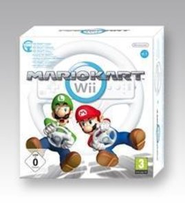 Wii Mario Kart Selects