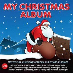 My Christmas Album (Wackelcover)
