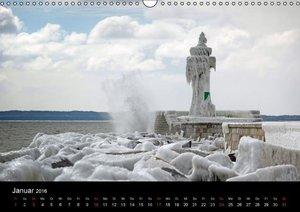 Mecklenburg-Vorpommern (Wandkalender 2016 DIN A3 quer)