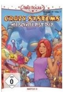 Crazy Systems - Wie schnell bist du? (Red Rocks)