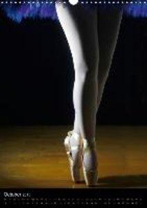Ballet / UK-Version (Wall Calendar 2015 DIN A3 Portrait)