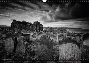 Gothic Fantasy / UK-Version (Wall Calendar 2015 DIN A3 Landscape
