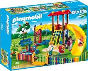 PLAYMOBIL 5568 Kinderspielplatz