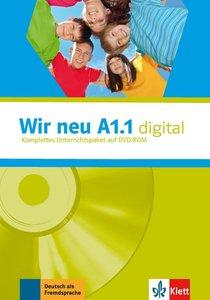 Wir neu. digital A1.1. DVD-ROM