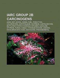 IARC Group 2B carcinogens