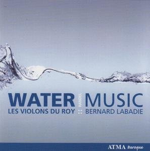 Handel: Water Music/Solomon excerpts
