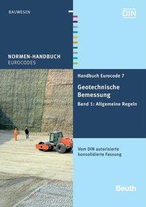 Handbuch Eurocode 7 - Geotechnische Bemessung 1