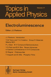 Electroluminescence