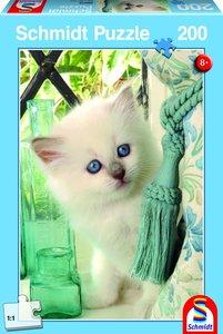 Katze Florice, 200 Teile Puzzle