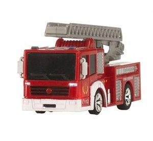 Revell 23526 - RC Feuerwehr Leiterwagen, Länge 8 cm